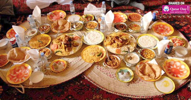 Eight Authentic Qatari Food You Must Try