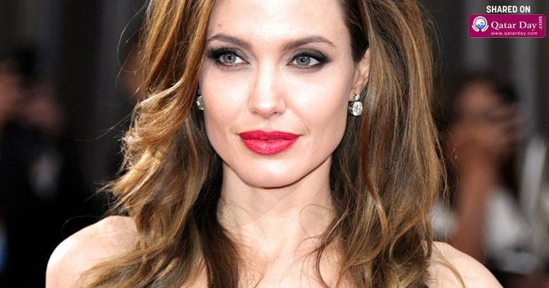 Angelina Jolie has a new man in her life, guess who?