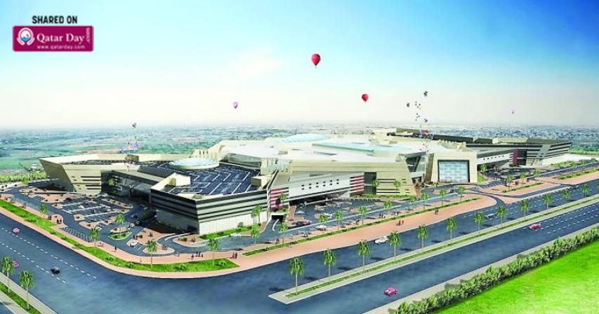 The New Doha Mall: All Set to Open in Feb 2020