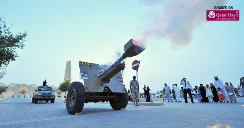 Qatar's Ramadan Iftar Cannon  : Keeping the tradition alive!