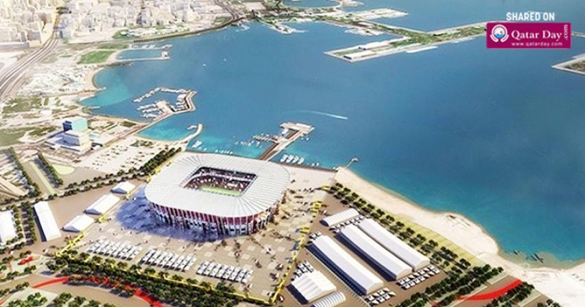 Ras Abu Aboud Stadium: Revolutionary and innovative design