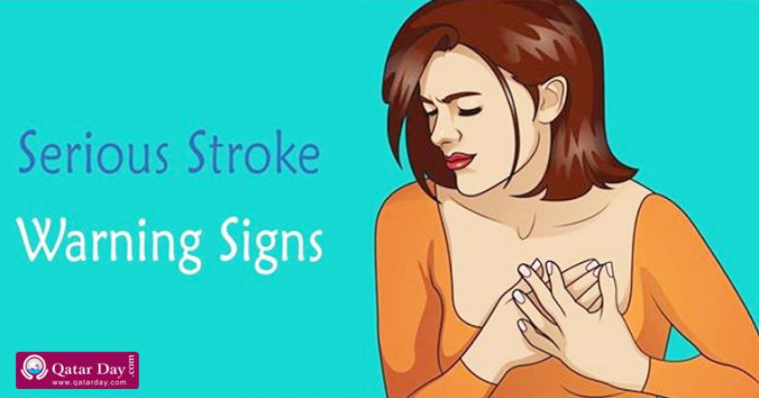 Stroke Warning Signs You Should Know Before It's Too Late