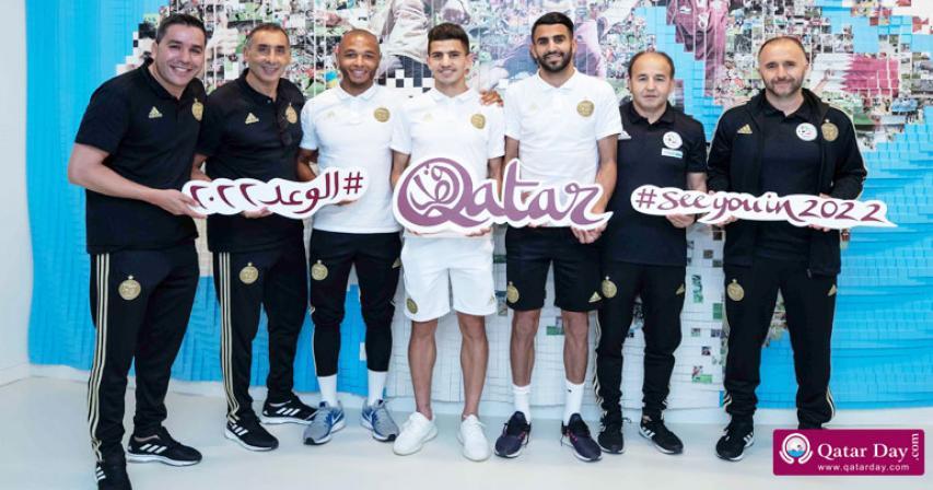 Qatar 2022 will be 'best ever' FIFA World Cup: Riyad Mahrez