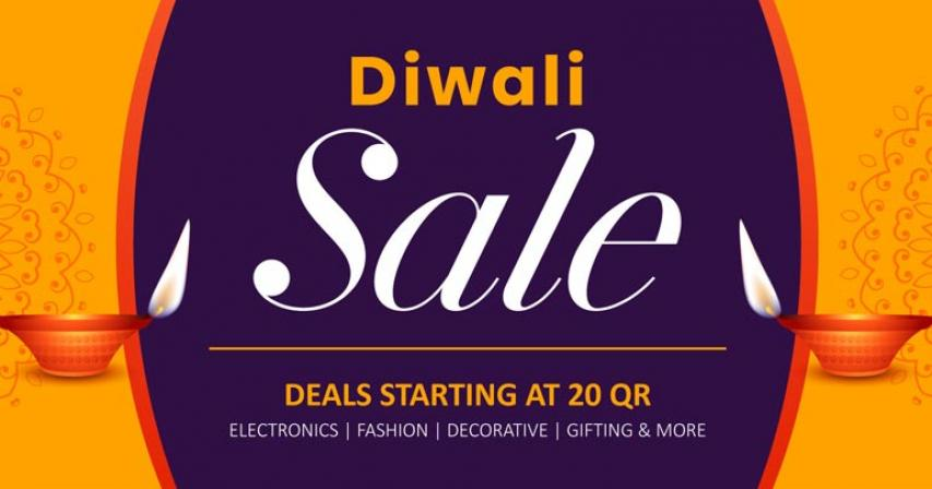 Celebrate Diwali in The State of Qatar with QT-SOUQ.com Exclusive offers and Promotions