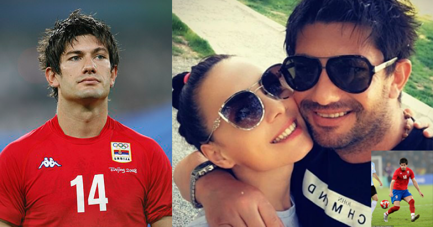 Serbian player Miljan Mrdakovic ended his life aged 38