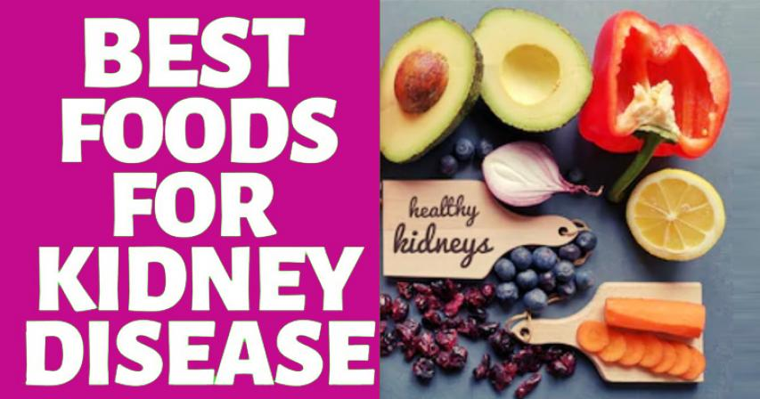 20 Best Foods for People with Kidney Disease