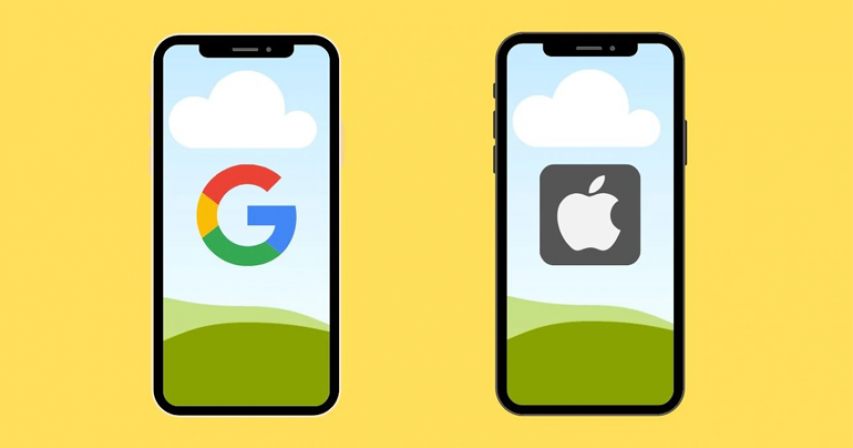 Apple and Google bring app-less contact tracing to smartphones