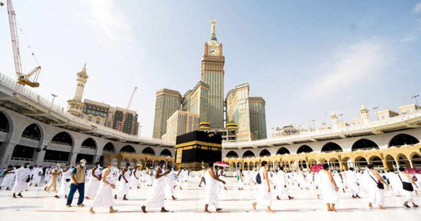 Around 10,000 foreign pilgrims to arrive in Saudi Arabia per week after release of latest COVID-19 guidelines