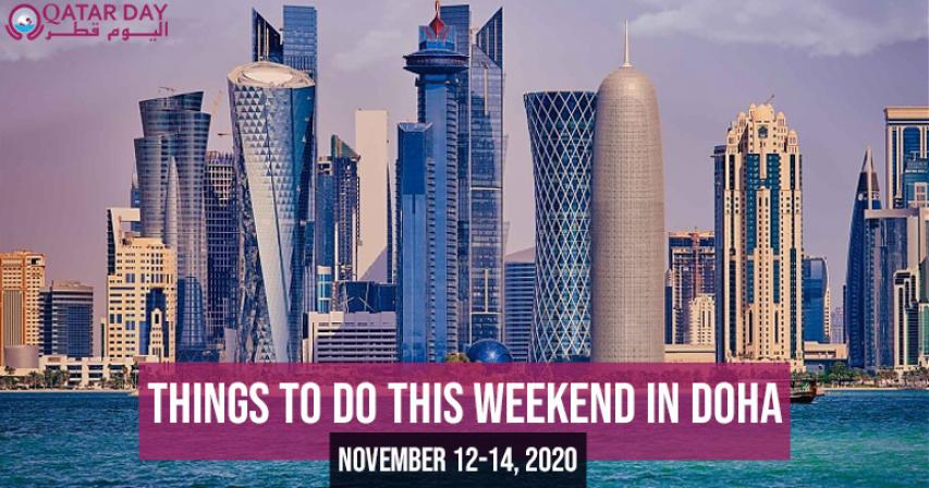 Things to do this weekend in Doha