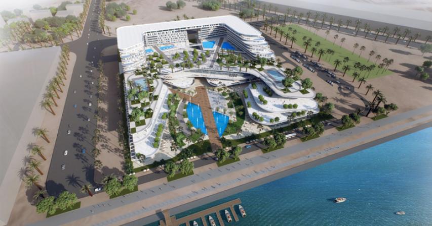 Mazaya to start construction work for Mazaya Marina Plaza project in Lusail City