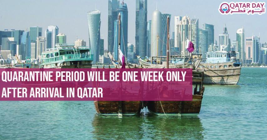 Quarantine Qatar