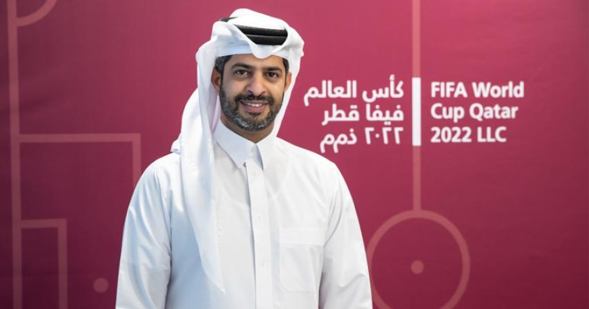 CEO Nasser Al Khater