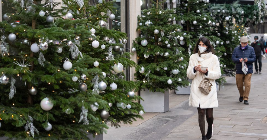 Christmas rules tightened for England, Scotland and Wales