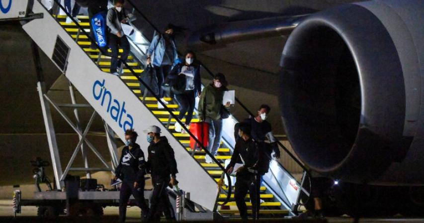 Australian Open: Seventy-two players to quarantine after another positive Covid test on Melbourne flight