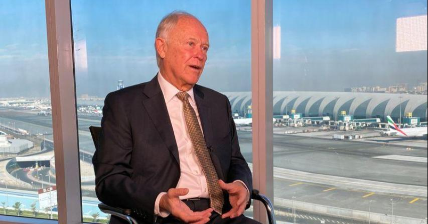Emirates doesn't see travel recovery until year-end