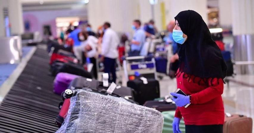 Dubai airport passenger numbers slid 70% to 25.9m in 2020