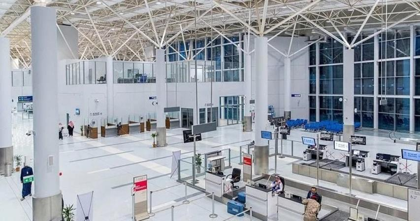 Saudi Arabia opens new airport terminal in Northern Borders Province