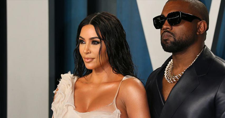 Kim Kardashian West files for divorce from Kanye West