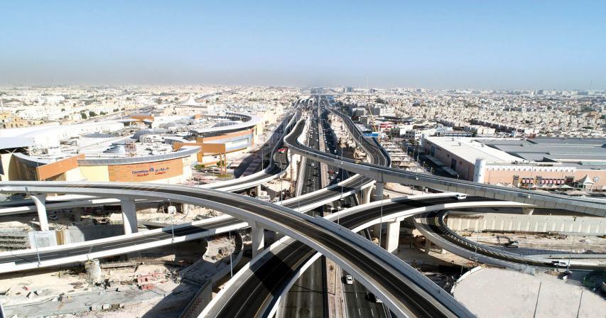 Opening of Sabah Al Ahmad Corridor Embodies Fraternity between Qatar and Kuwait