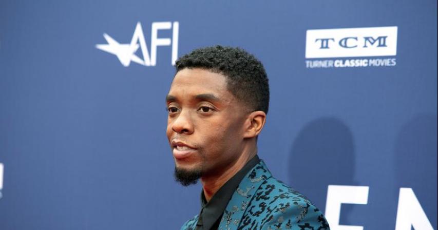 Chadwick Boseman, Netflix up for honors at virtual Golden Globes