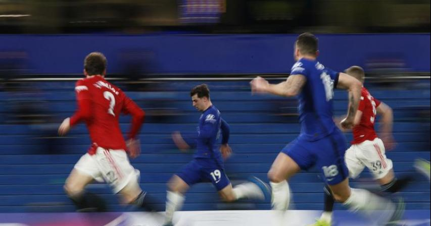 Chelsea frustrated in home stalemate with Man United