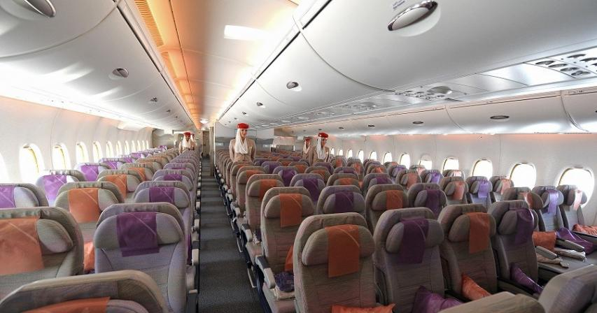 Emirates allows passengers to purchase entire rows as pandemic upends travel habits