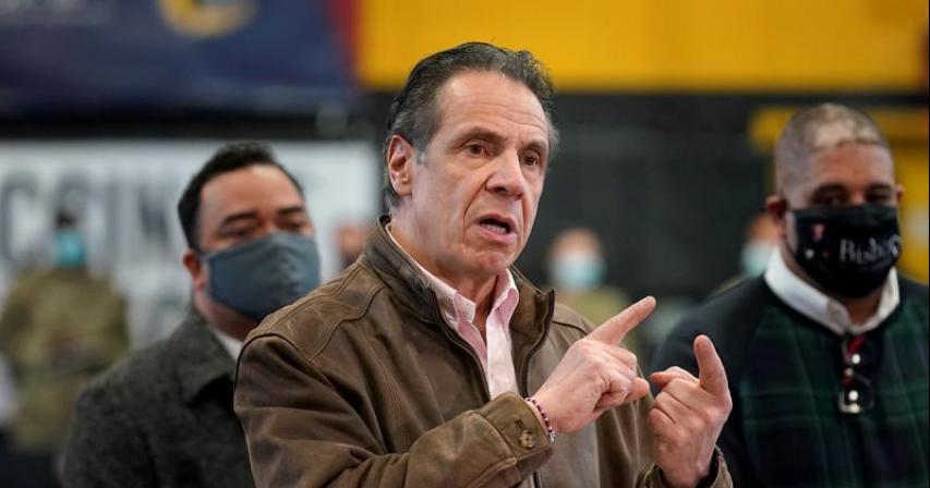 New York Governor Cuomo hires defense lawyer in nursing home probe