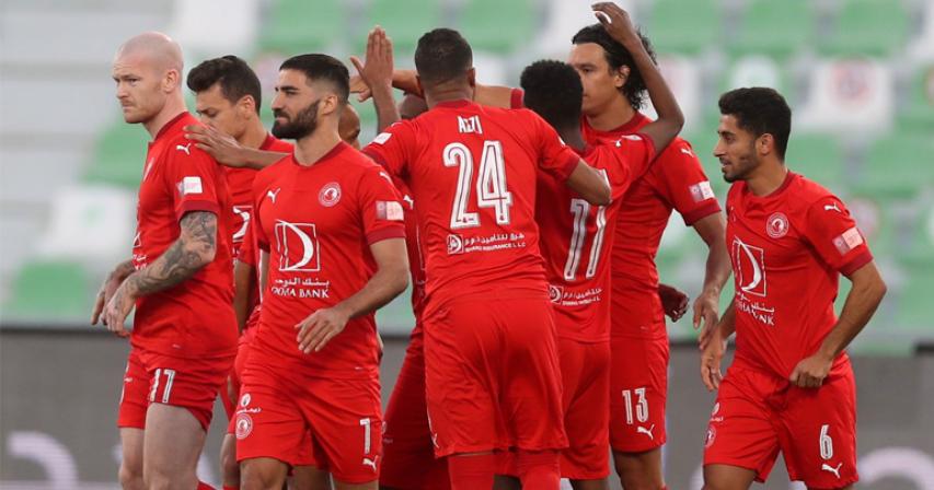 QNB Stars League: Al Arabi Beat Qatar SC 1-0