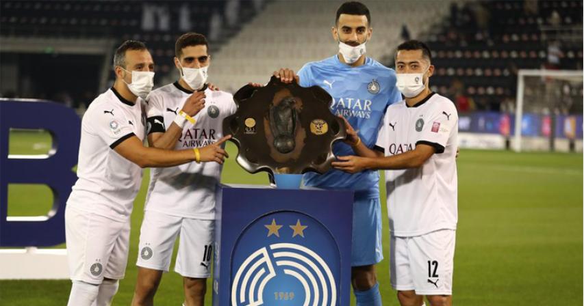 Al Sadd Crowned 2020-2021 Season QNB Stars League Champions