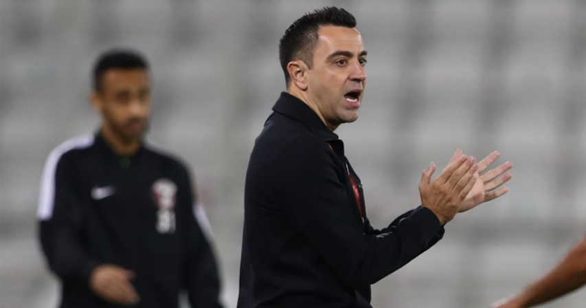 Xavi: Happy to Win League Title for First Time as a Coach with Al Sadd