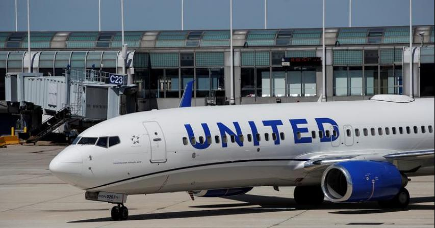 United Airlines CEO says will halt cash burn in March