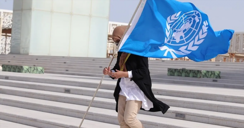 The THIMUN Qatar meeting emphasizes the importance of youth in combating climate change