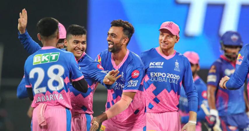 IPL record-signing Chris Morris fires Rajasthan Royals to comeback win over Delhi Capitals