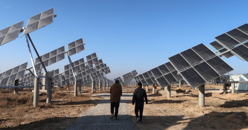 China to bring solar and wind power generation to 11% of total electricity use in 2021