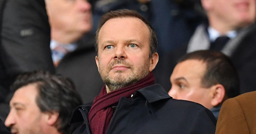 Man United chief Woodward to step down at end of 2021