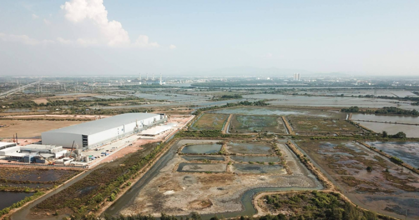 Locals fear water conflict as new industrial boom arrives along Thailand's eastern seaboard