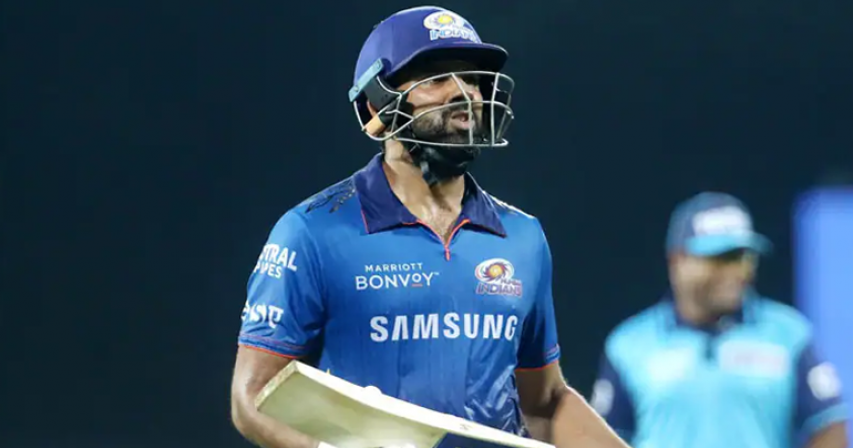 Rohit Sharma,  Mumbai Indians,  Indian Premier League,  Punjab Kings