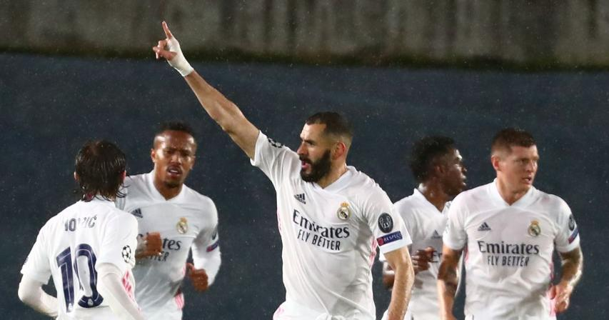 Benzema stunner for Real frustrates impressive Chelsea