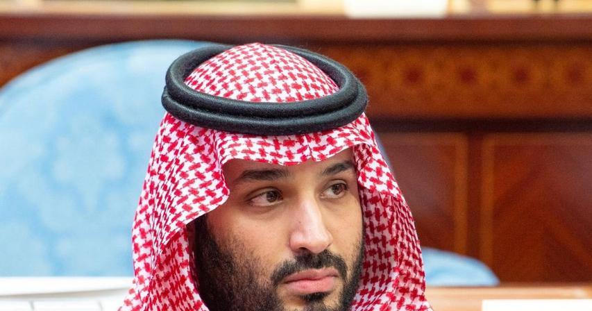 Saudi crown prince softens Iran rhetoric in balancing act