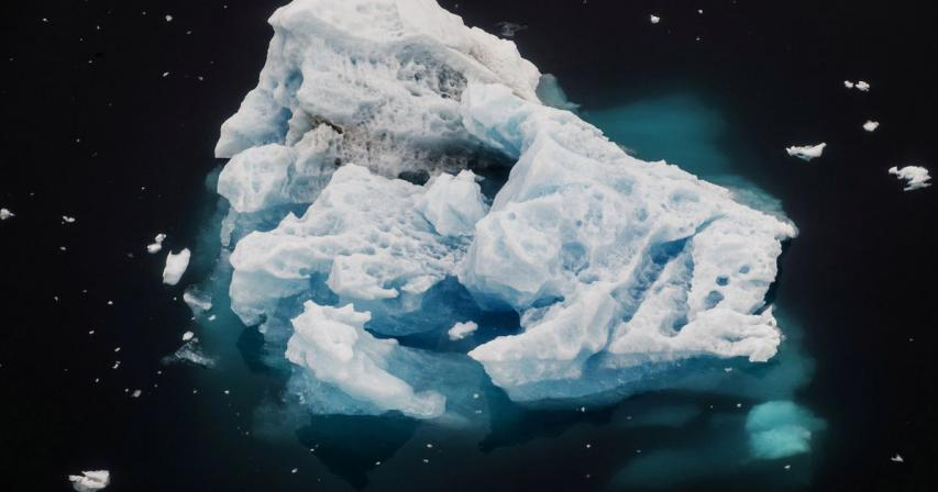 As climate changes, study finds world's glaciers melting faster