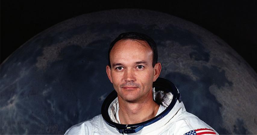 Michael Collins, the 'forgotten' astronaut of Apollo 11, dies at 90