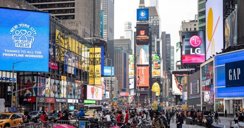 New York City will 'fully reopen' on July 1, Mayor de Blasio says