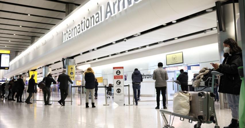 London Heathrow Airport's COVID losses balloon to $3.4 bln