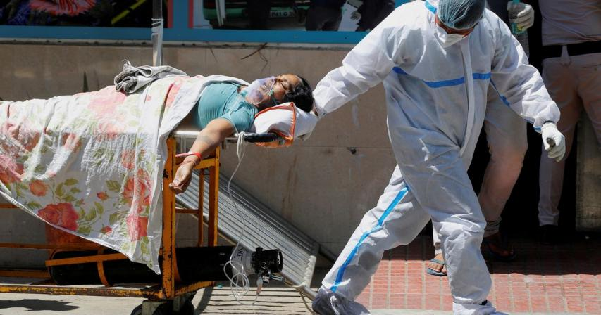 Britain to send 1,000 more ventilators to India