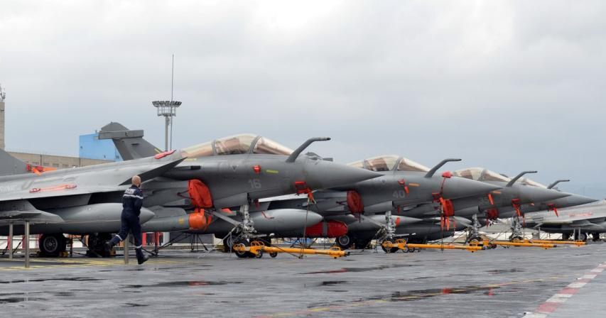 France to sell Egypt 30 fighter jets in $4.5 bln deal -report