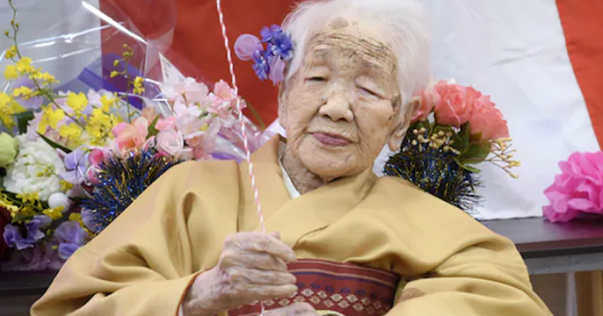 World's oldest person pulls out of Olympic torch relay over COVID-19 fears