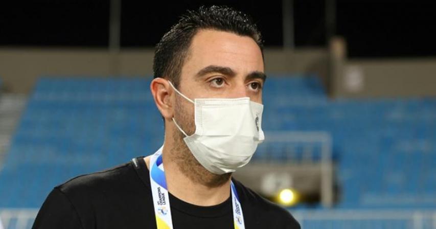 Barca return reports 'incorrect' as Xavi signs new Al-Sadd deal