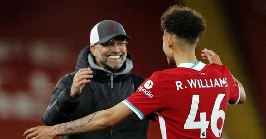 Liverpool's Klopp enjoying top-four chase as battle intensifies