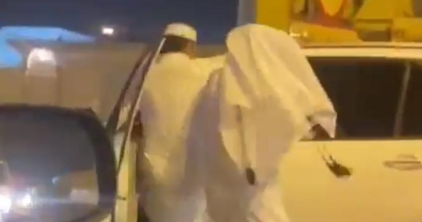 Qatar police take action against man in viral road rage video