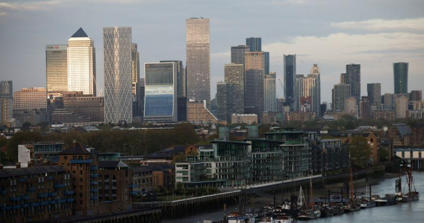 Britain told to 'go into battle' for the City of London